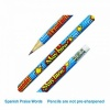 Estupendo Spanish reward pencil