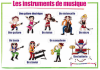 French music Instruments / Les instruments