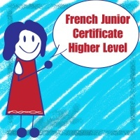 French Junior Cert Higher Level