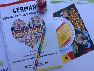 German Books & Stationary