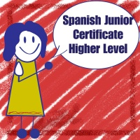 Spanish Junior Cert Higher Level