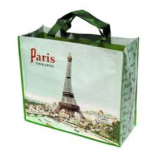 Shopping bag Paris Tour Eiffel