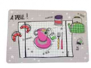 A Table! set de table