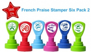 French Stamper 6 pack no.2