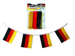 German bunting (rectangular)