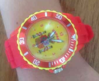 Spanish watch - Reloj