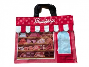 Boucherie shopping bag