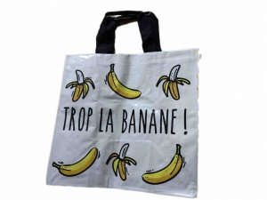 Trop la Banane! shopping bag
