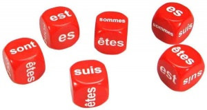French Etre dice