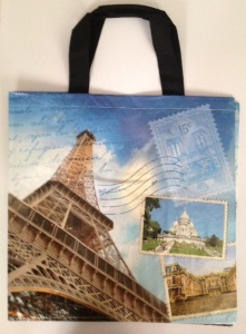 Vues de Paris Shopping bag