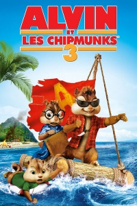 Alvin et les chipmunks 1, 2 & 3 bundle
