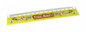 Très Bien French Reward Ruler