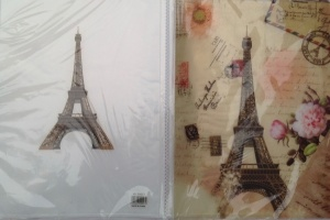 Paris document holder