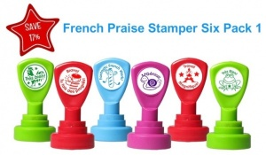 French Stamper 6 pack no.1