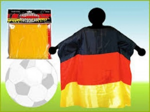 German flag / cape