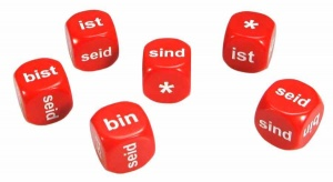 Set of 6 German Sein Dice
