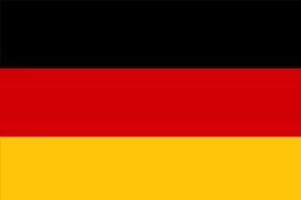 German flag 60cm x 90cm