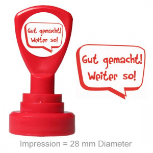 German Stamper Gut germacht! Weiter so!