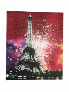 Tour Eiffel canvas