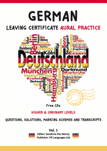 German Leaving cert aural practice book