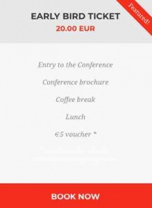 French Teacher Conference Early Bird Ticket