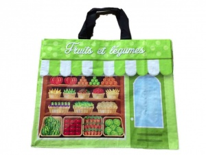 Fruits et Légumes shopping bag
