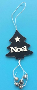 Noël hanging decoration