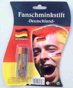 German face paint