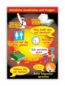 German Useful Phrases