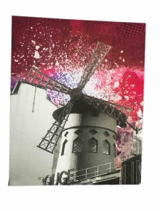Moulin Rouge Canvas