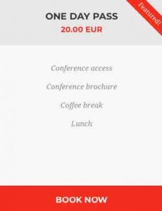 French Teacher Conference Ticket