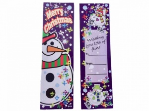 Merry Christmas bookmark