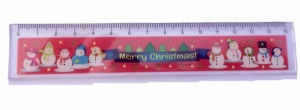 Merry Christmas ruler